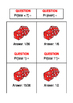 Probability Using two Dice
