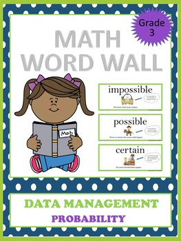Probability Word Wall