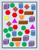 Probability Work Station (Geometric Shapes)