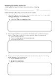 Probability Worksheet (add and mul rule, conditional probability)