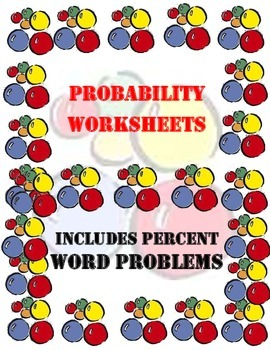 Probability Worksheets