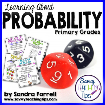 Probability - a unit for primary grades