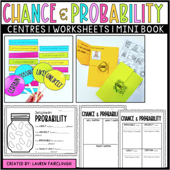 Probability and Chance Pack