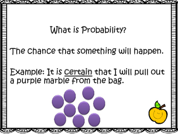Probability and Combination
