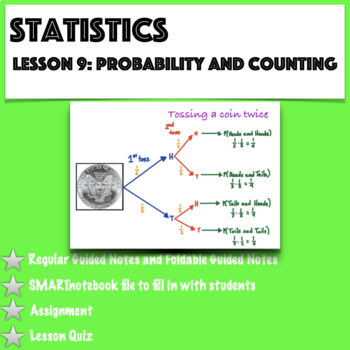 Statistics - Probability and Counting-Lesson 1
