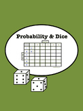 Probability and Dice