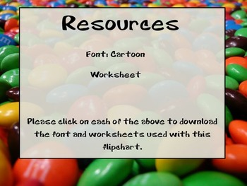 Probability and M&M's!  An Engaging Math Activity for your Activboard!