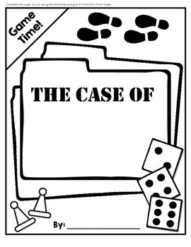 Probability and Procedural Writing: Create your own mystery board game!
