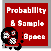 Probability and Sample Space Notepage and Practice