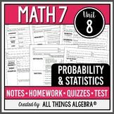Probability and Statistics (Math 7 Curriculum - Unit 8)