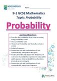 Probability and Venn Diagrams