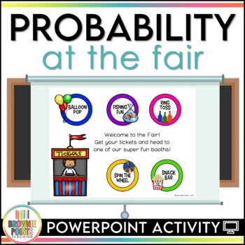 Probability at the Fair - PowerPoint
