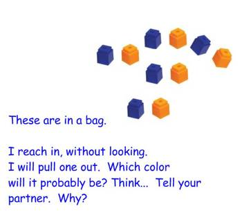 Probability game activity for primary
