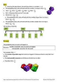 Probability notes [PDF]