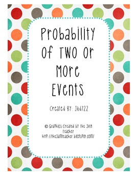 Probability of 2 or More Event