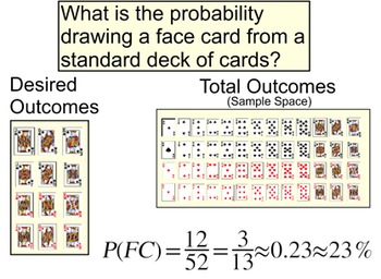 Probability of a Single Event, Independent & Dependent Events for SMART