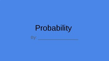 Probability ppt for students