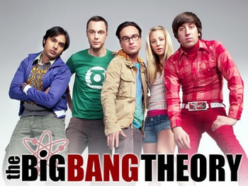 Probability Review Game through TV's The Big Bang Theory