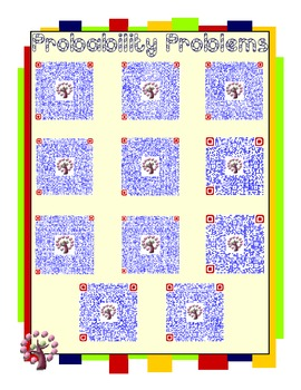 Probability with QR Codes