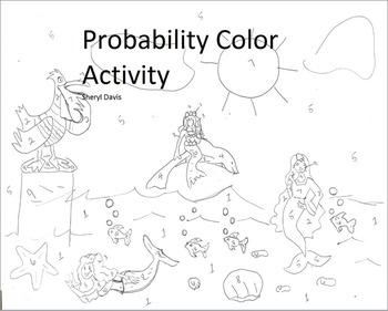Probability Color Activity