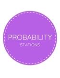Probability Station Task Cards