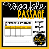 Reading Comprehension Probable Passage