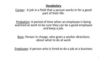 Probation Introduction Booklet