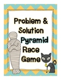 Problem & Solution Pyramid Race Game
