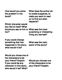 Probing Story Questions