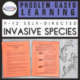 Problem-Based Learning: Invasive Species {Printable and Digital}