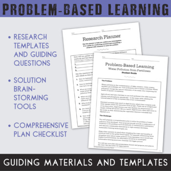 Problem-Based Learning (PrBL): Water Pollution from Fertilizers