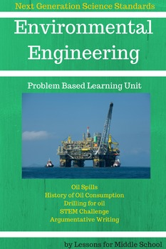 Environmental Engineering - PBL Unit for Middle School Sci