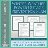 Problem-Based Learning: Winter Weather Power Outage Preven