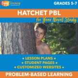 Hatchet Activities - PBL Critical Thinking Project