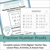 Fraction Number Proofs