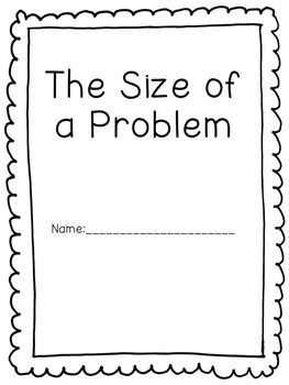 Problem Scale Activity Packet