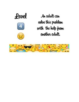 Problem Scale and Levels