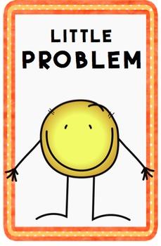 Problem Size Posters - Big, Medium and Little Problem