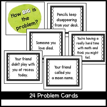 Problem Sizes Lesson Plan With Weather Theme