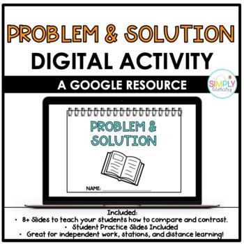 Problem & Solution Digital Resource