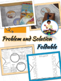 Problem & Solution Interactive Notebook Foldable