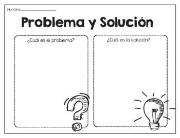Problem Solution Graphic Organizer