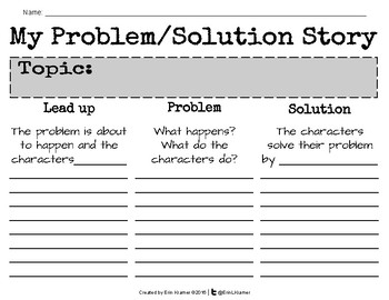 Ridiculous image pertaining to problem solution graphic organizer printable