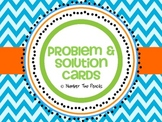 Problem & Solution Matching Cards