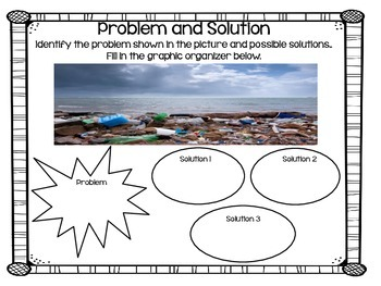 Problem Solution Nonfiction Text Structure
