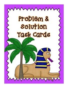 Problem & Solution Poke Cards