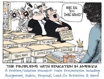 Problem/Solution Presentation on Education in America