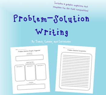 Problem-Solution Writing