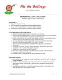 Problem-Solutions-Conclusions