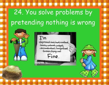 Problem Solve Hot Potato SMARTboard Lesson